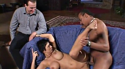 Man, Interracial blowjob