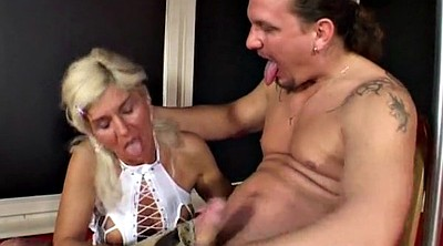Young, Mature anal