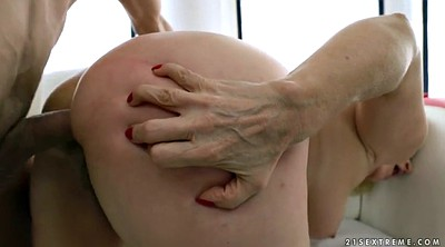 Matures anal, Mature hairy anal