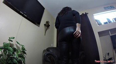 Leather, Farting, Leather pants, Interview
