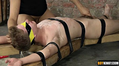Tie, Tied up, Bondage gay, Blindfolded