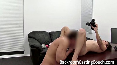 Casting anal, Couch