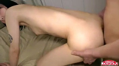 Japanese anal, Japanese shemale, Japanese fuck, Throat fuck, Shemale cumshot