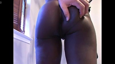 Anal mature, Mature and black