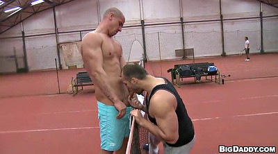 Muscle, Tennis, Court