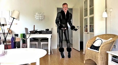 Leather, Show, Gay leather, Gay sissy