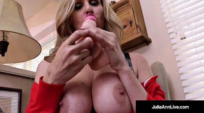 Julia, Julia ann, Mature masturbation