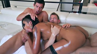 Diamond, Oiled, Skin diamond, Dp anal