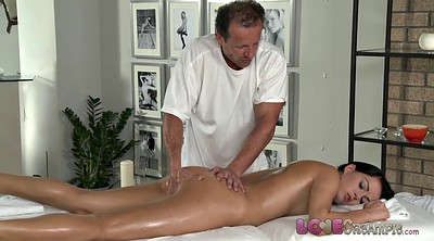 Oil massage, Cums