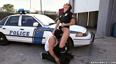 Police, Pussy licking, Molly jane