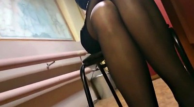 Teacher, Upskirt