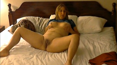 Hotel, Finger, Mature masturbation