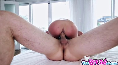 Adria rae, Rip, Thick cock, Ripped