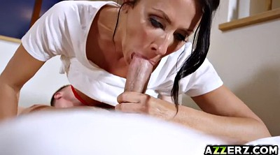 Reagan foxx, Massage fuck