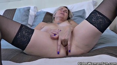 Canadian, Mature pussy