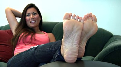 Asian foot, Asian foot fetish