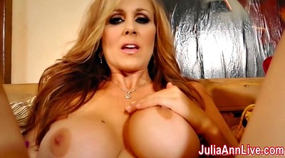 Julia ann, Julia, Red milf, Anne milf