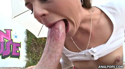 Big tits, Piercing, Stretched pussy, Piercing pussy