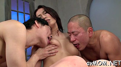 Mom, Japanese mom, Hot mom, Seduce, Asian mom, Mom seduce