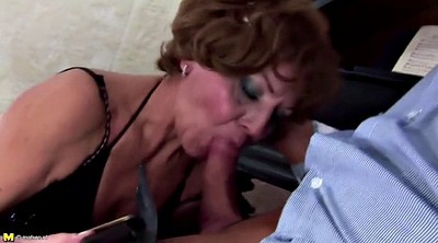 Massage, Mother, Step mother, Mature young, Mature pee