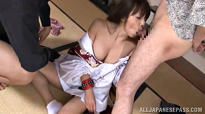 Japanese mature, Japanese housewife, Cuffed