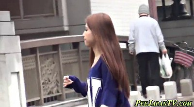 Public pee, Japanese babe, Cam asian, Asian peeing