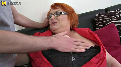 Old and young, Bbw milf, Bbw mom