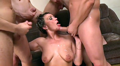 Mom boy, Gangbang mom, Mom and boy