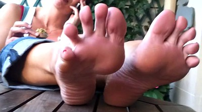 Feet, Sole, Girl feet