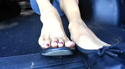 Mature feet, Sole, Mature foot