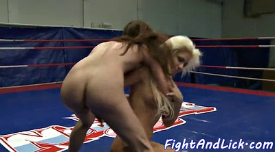 Wrestling, Cat fight