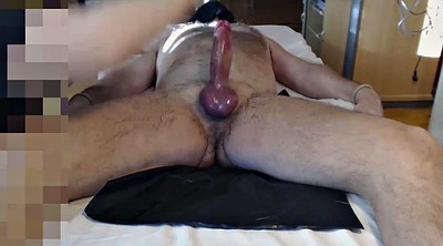 Edging, Edging handjob, Cock milking