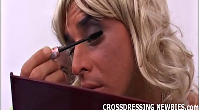Gay, Crossdressers, First time