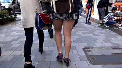 Walking, Japanese leggings