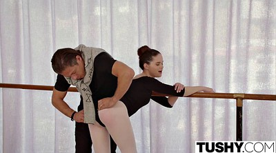 Teacher anal, Ballerina