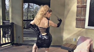 Mistress, Whip, Femdom whipping