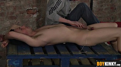 Tied, Gay bondage, Bdsm gay, Handjob and cum, Dylan, Bondage gay