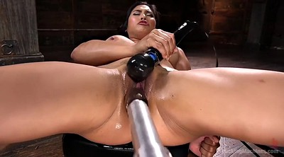 Chubby solo, Asian girl masturbation, Big tits asian, Big machine