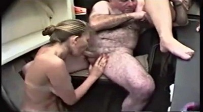 Hardcore, Teen girl, Old guy, Hairy old