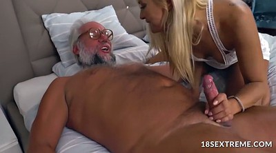 Grandpa, Blond mature