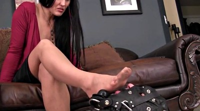 Foot fetish, Nylon feet, Pantyhose feet