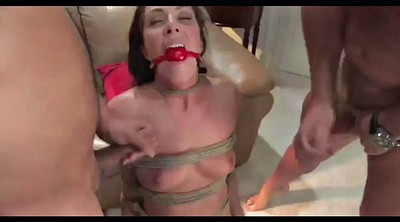 Hard anal, Tied up, Abuse