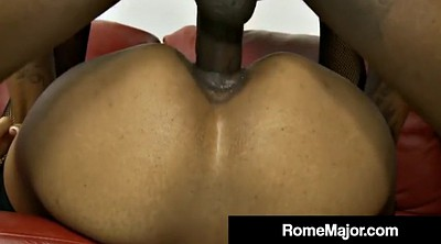 Bbc double, Hot anal