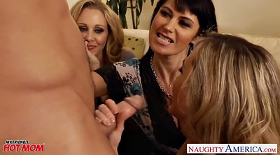 Julia ann, Brandi love, Julia, Mom group, Anne