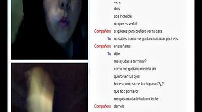 Dick flash, Web cam