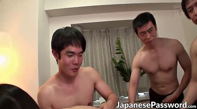 Sexy asian, Asian gangbang, Asian group