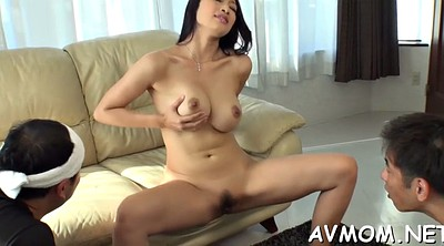Cream, Asian pussy, Asian mature