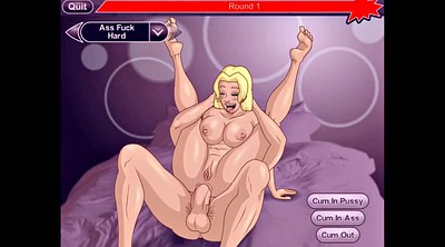 Cartoon, Club, Full, Club creampie