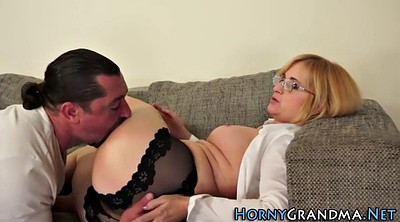 Granny anal, Matures anal