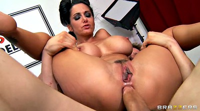 Reverse cowgirl, Huge